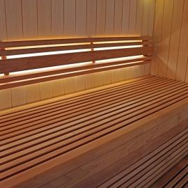 Светодиодная подсветка для сауны LED Tylo 38 см