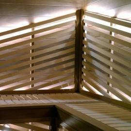 Светодиодная подсветка для сауны LED Tylo 190 см