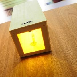 Светодиодный светильник для сауны E90 Tylo, осина