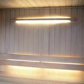 Светодиодный светильник для сауны E28 Tylo, 1070 мм