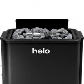 Печь-каменка электрическая для бани и сауны Helo Havanna 80 STS BWT black
