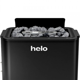 Печь-каменка электрическая для бани и сауны Helo Havanna 90 STS black