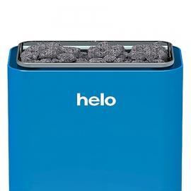 Печь-каменка электрическая для бани и сауны Helo Vienna 80 STS Blue
