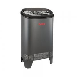 Печь-каменка электрическая для сауны Helo Fonda DET BWT 800 graphite