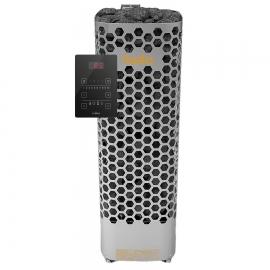 Печь-каменка электрическая для сауны Helo Himalaya 105 BWT Steel Pure