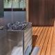 Печь-каменка электрическая для сауны Helo Magma 260