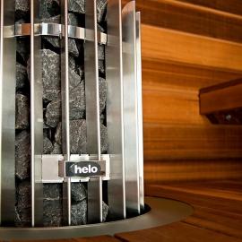 Монтажный фланец для печи Helo Rocher, стекло