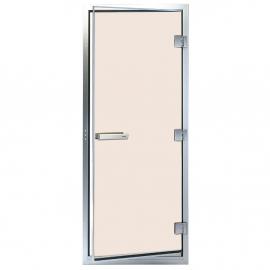 Дверь Helo для паровой кабины 60G, бронза