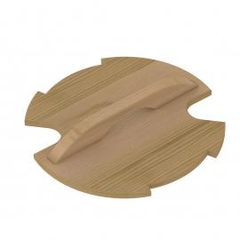 Крышка деревянная SAWO 381-D-COV для запарника 381-D