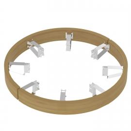 Деревянное ограждение SAWO TH-GUARD-W12-D (для печи TOWER TH12)