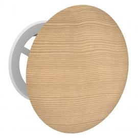 Вентиляционная заглушка SAWO диаметр 125 мм, кедр, 634-D