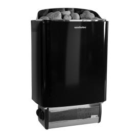 Печь-каменка электрическая для бани и сауны SENTIOTEC 190, black