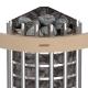 Печь-каменка электрическая для бани и сауны Harvia Glow Corner TRC70EE