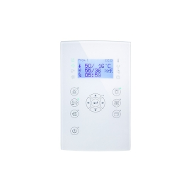 FASEL profiline 4200 DESIGN GLASS (упр. температурой+влажностью)