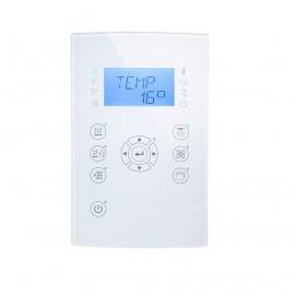 FASEL familyline 3400 DESIGN GLASS (упр. температурой+влажностью+инфра)