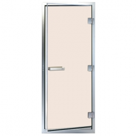 Дверь Tylo для паровой бани 60G прозрачное стекло