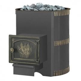 Дровяная печь-каменка Везувий Лава 12 (ДТ-3)