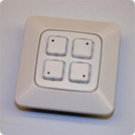 Кнопочный выключатель 4-P