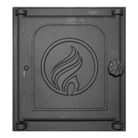 Дверца Fire Way топочная глухая 310х340мм 8,8кг K312