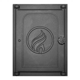Дверца Fire Way топочная глухая 250х350мм 12,9кг K313