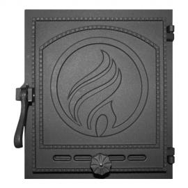 Дверца Fire Way топочная глухая 290х325мм 11,5кг K414