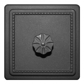 Дверца Fire Way прочистная 130х130мм 2,5кг P105