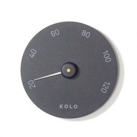 Термометр KOLO (черный)