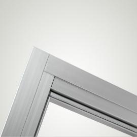 Наличники для дверей Harvia Legend 9х19-21 черные