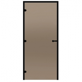 ALU 8x21 коробка черная, стекло бронза