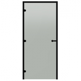 ALU 9x19 коробка черная, стекло сатин