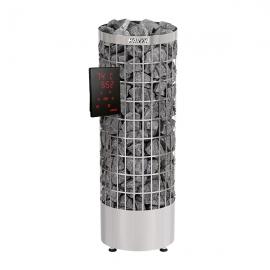 Печь-каменка электрическая для бани и сауны Harvia Cilindro PC70XE Steel