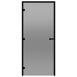 ALU 9x19 коробка черная, стекло серое