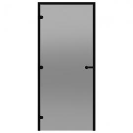 ALU 8x19 коробка черная, стекло серое