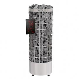 Печь-каменка электрическая для бани и сауны Harvia Cilindro PC90XE Steel
