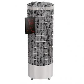 Печь-каменка электрическая для бани и сауны Harvia Cilindro PC110XE Steel