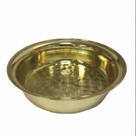 Чаша для омовения латунная