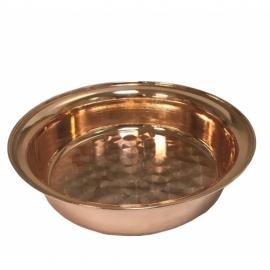 Чаша для омовения медь