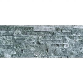 Плитка Змеевик Рваный камень 200х40х20-25мм