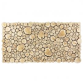 Панно декоративное из можжевельника 500*1200 (мм)