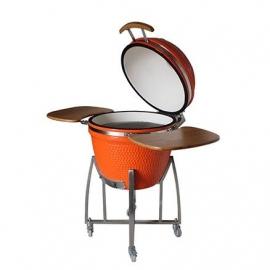 Гриль керамический Kamado A-23.5 Оранжевый