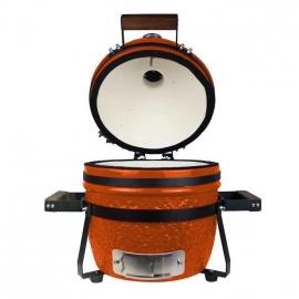 Гриль керамический Kamado S-13 Оранжевый