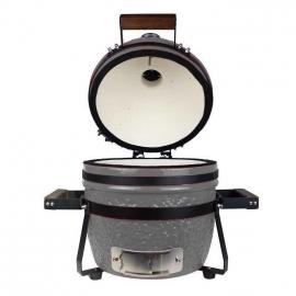 Гриль керамический Kamado S-13 Серый