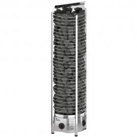 Печь-каменка электрическая для бани и сауны SAWO Tower TH3-45NB-WL-P