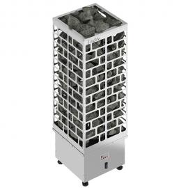Печь-каменка электрическая для бани и сауны SAWO Cubos CUB3-75Ni2-P