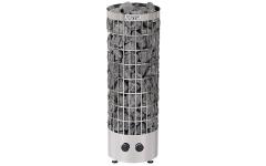 Печь-каменка электрическая для бани и сауны Harvia Cilindro PС70 Steel