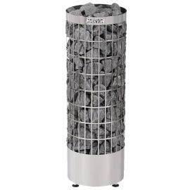 Печь-каменка электрическая для сауны Harvia Cilindro PС90E Steel