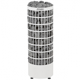 Печь-каменка электрическая для сауны Harvia Cilindro PС90E White