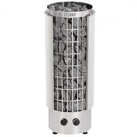 Печь-каменка электрическая для бани и сауны Harvia Cilindro PС90H White