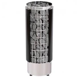 Печь-каменка электрическая для бани и сауны Harvia Cilindro PС90HE Black