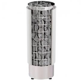 Печь-каменка электрическая для бани и сауны Harvia Cilindro PС90VHEE White